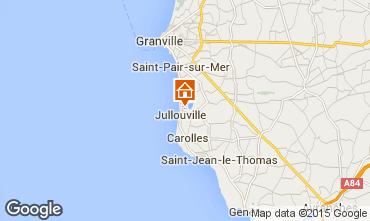 Carte Granville Villa 72677