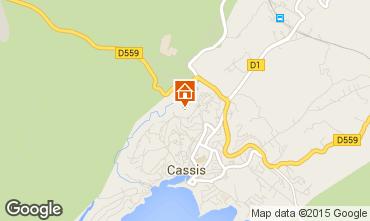 Carte Cassis Appartement 8405