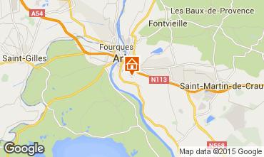 Carte Arles Appartement 99486