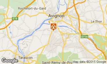 Carte Avignon Maison 75953