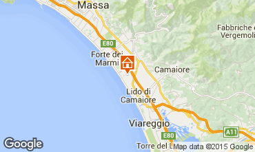 Carte Marina di Pietrasanta Appartement 93680