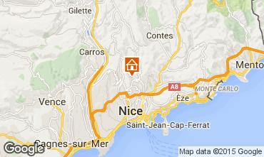 Carte Nice Maison 82555
