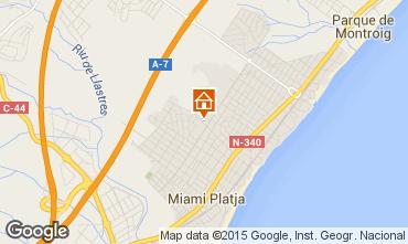 Carte Miami Playa Villa 88948