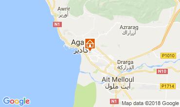 Carte Agadir Appartement 116010