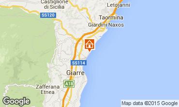 Carte Fiumefreddo di Sicilia Appartement 81186
