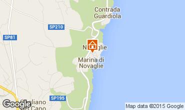 Carte Marina di Novaglie Appartement 95698