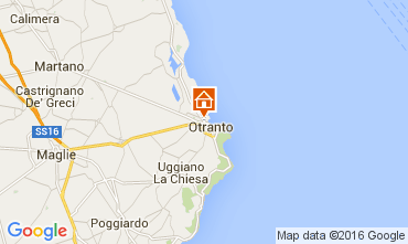Carte Otranto Appartement 42943