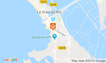 Carte Le Grau du Roi Appartement 82195