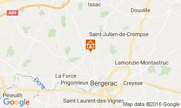 Carte Bergerac Gite 106775