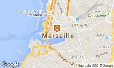 Carte Marseille Appartement 73545