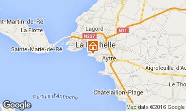 Carte La Rochelle Studio 102282