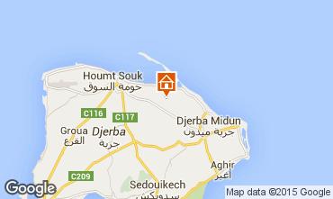 Carte Djerba Villa 9886