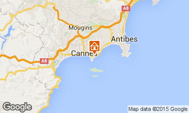 Carte Cannes Appartement 39310