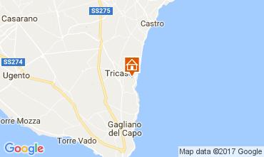 Carte Tricase Villa 87119