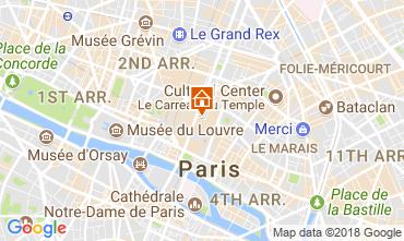 Carte PARIS Appartement 113524