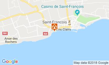 Carte Saint Francois Villa 112831