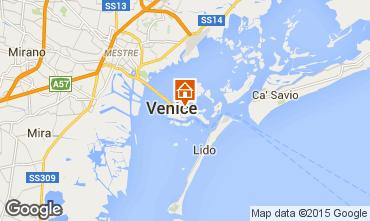 Carte Venise Appartement 21031