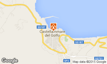 Carte Castellammare del Golfo Appartement 49143
