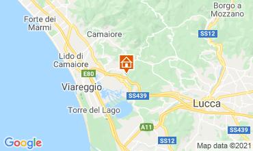 Carte Viareggio Appartement 87836