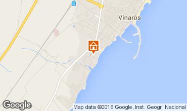 Carte Vinaroz Villa 102775