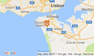 Carte Lisbonne Studio 91278
