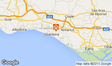 Carte Quarteira Villa 90228