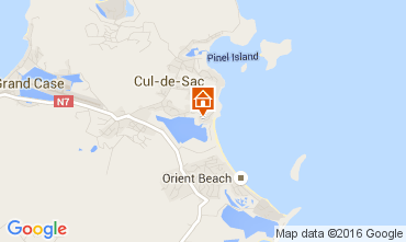 Carte Orient Beach Villa 73832
