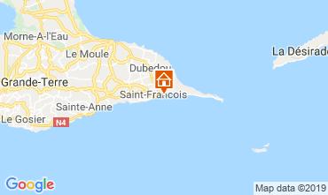 Carte Saint Francois Appartement 31362