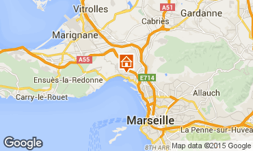 Carte Marseille Appartement 92615