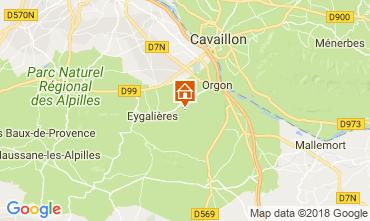 Carte Eygalières Maison 114443