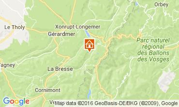 Carte La Bresse Hohneck Chalet 106880