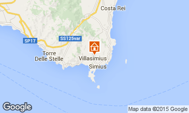 Carte Villasimius Villa 94094