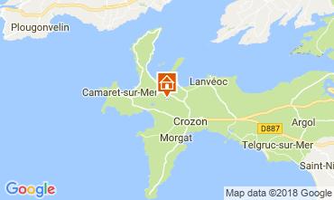 Carte Camaret sur Mer Maison 114737