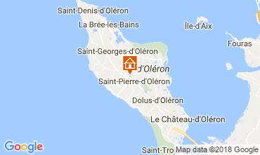 Carte Saint Pierre d'Oléron Maison 115917