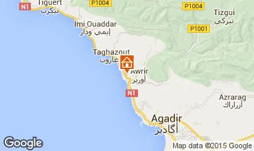 Carte Agadir Appartement 33595