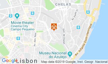 Carte Lisbonne Appartement 116868
