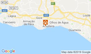 Carte Albufeira Maison 119233
