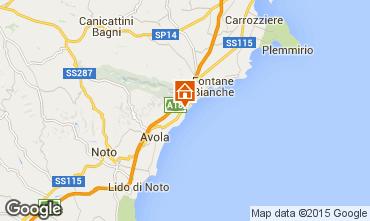 Carte Avola Villa 94530