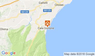 Carte Cala Gonone Appartement 77886