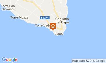 Carte Santa Maria di Leuca Villa 95874