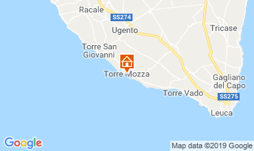 Carte Ugento - Torre San Giovanni Appartement 118802