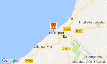 Carte Le Tréport Appartement 108744