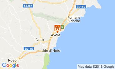 Carte Avola Villa 115324