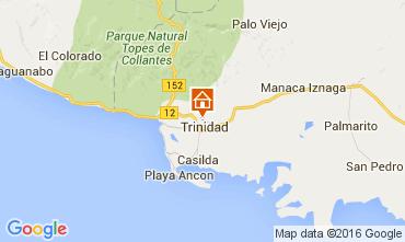 Carte Trinidad Chambre d'h�te 80518