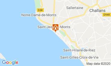 Carte Saint Jean de Monts Appartement 69125