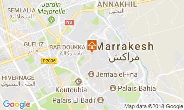 Carte Marrakech Maison 114133