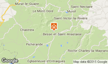 Carte Besse - Super Besse Studio 3825