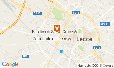 Carte Lecce Appartement 106224