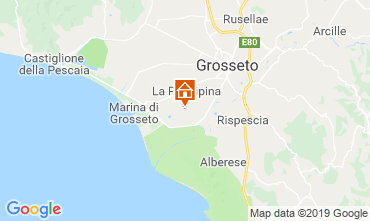 Carte Grosseto Gite 119147