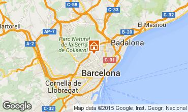 Carte Barcelone Appartement 76768